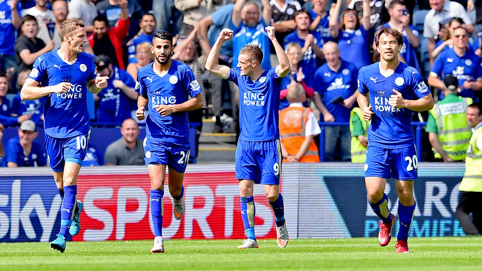 Leicester smoke Sunderland; Villa, Crystal Palace opening day winners