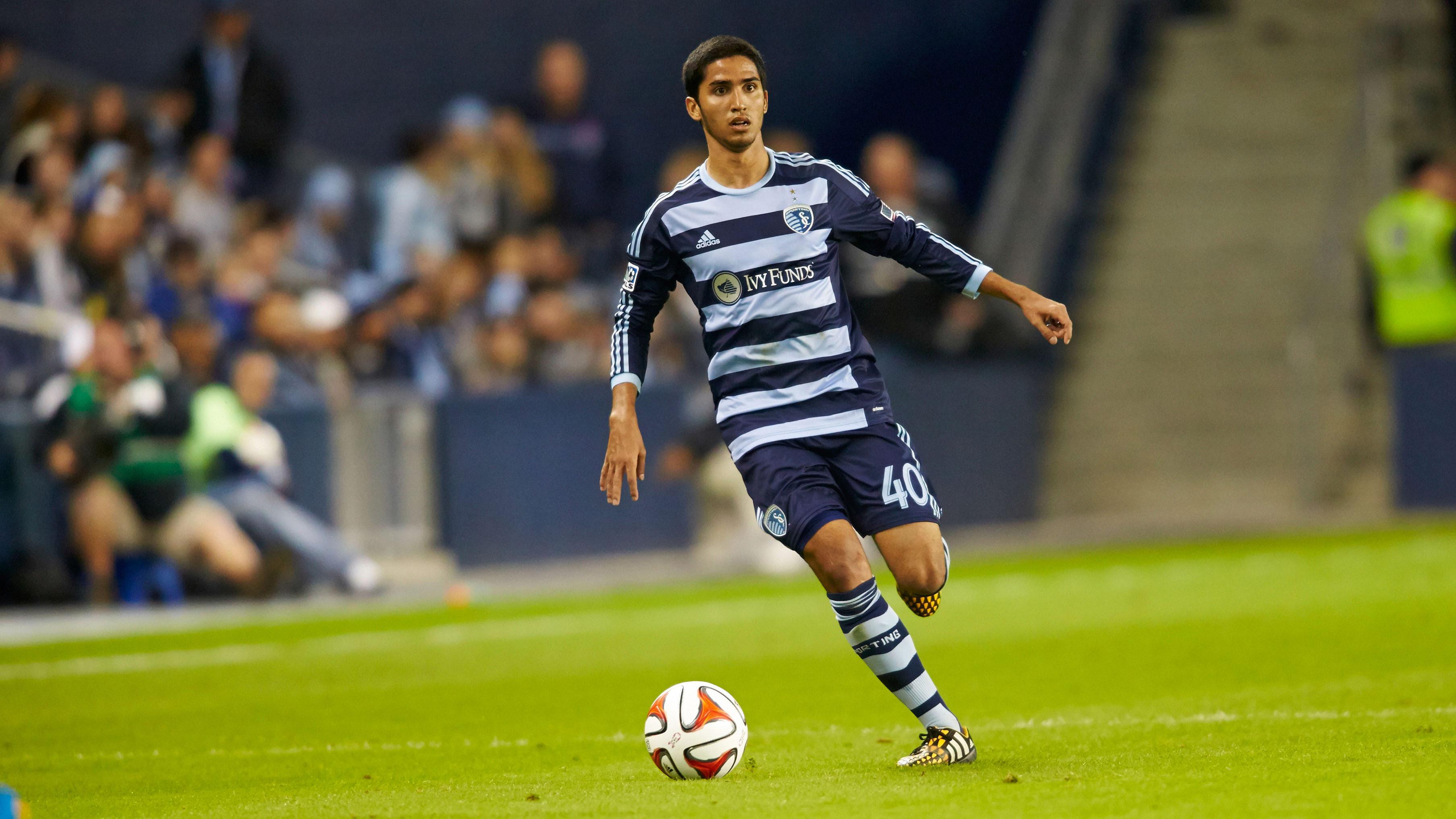 Sporting KC gets Igor Juliao back on loan from Brazilian club