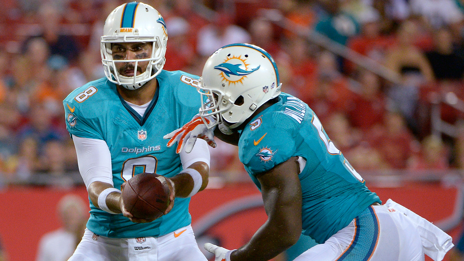 Five Dolphins to watch in Saturday's matchup vs. Panthers