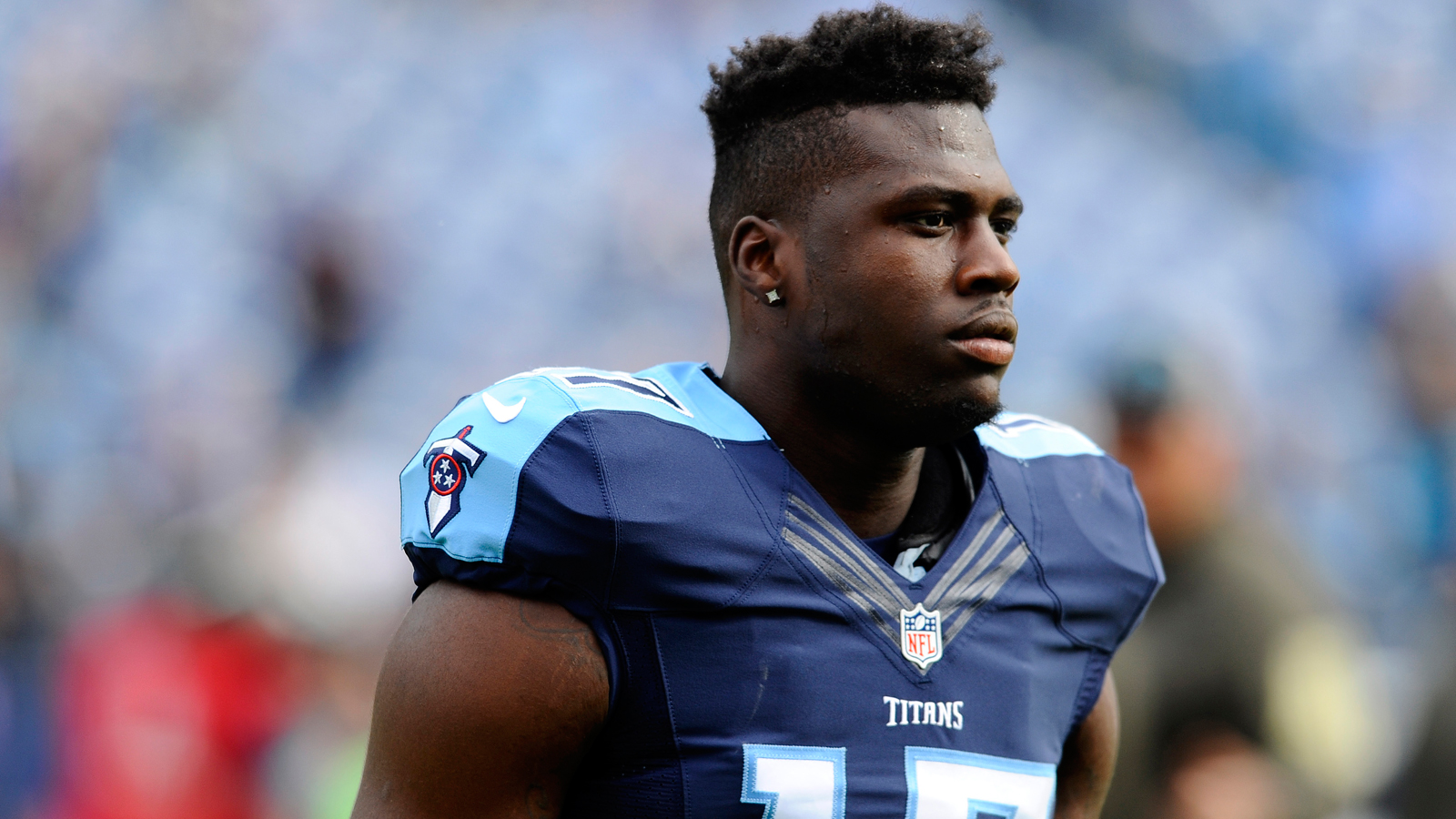 Titans seek consistency from rookie receiver Green-Beckham