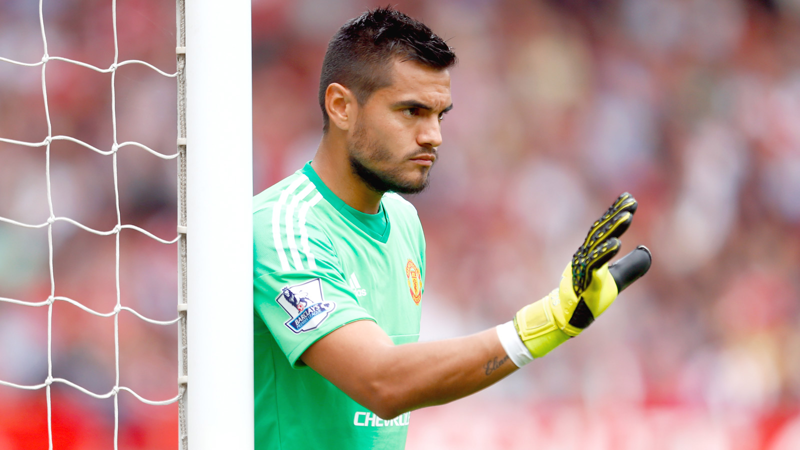 Manchester United's van Gaal remains unsure over Romero