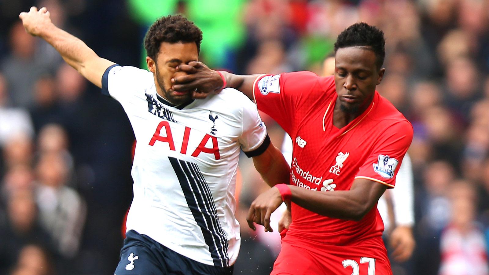Klopp's combative Liverpool earn EPL draw at Tottenham