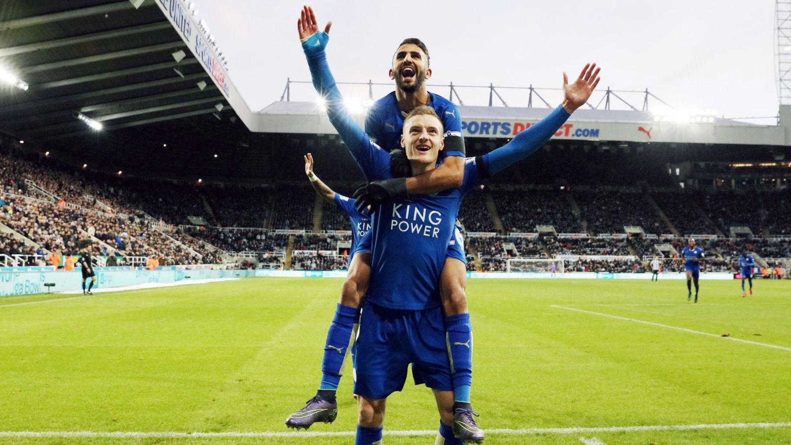 Leicester trio on PFA Players' Player of the Year shortlist
