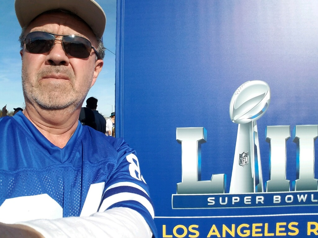 Horns Up For Javi: Help send longtime Rams fan & teacher extraordinaire Javier Romo to Super Bowl LIII (it's also his birthday!)