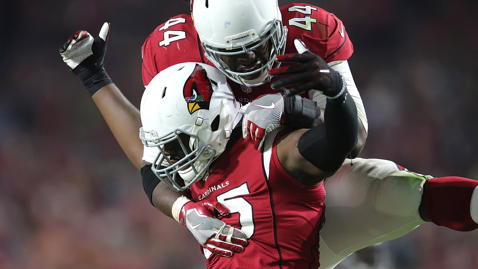 Cardinals' Arians: 'I think we're a very good football team'