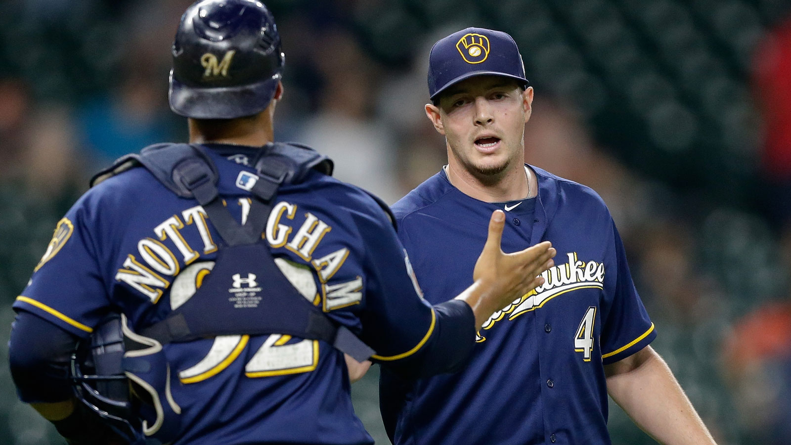 Brewers to recall Knebel from Triple-A