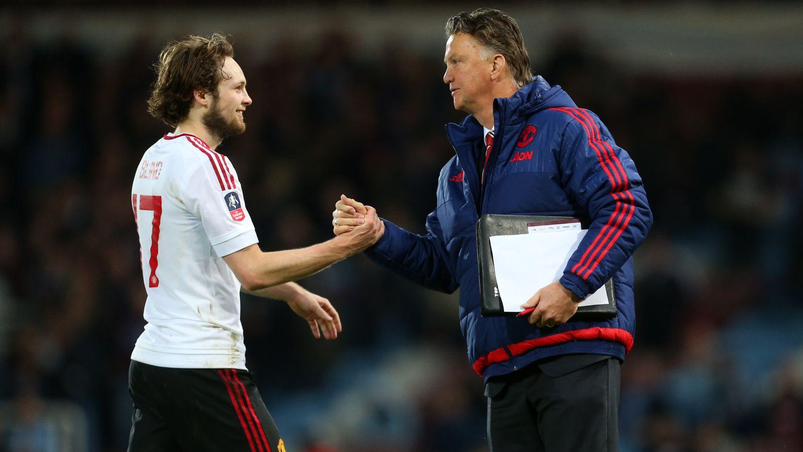 Van Gaal deserved more time as United boss, says Blind