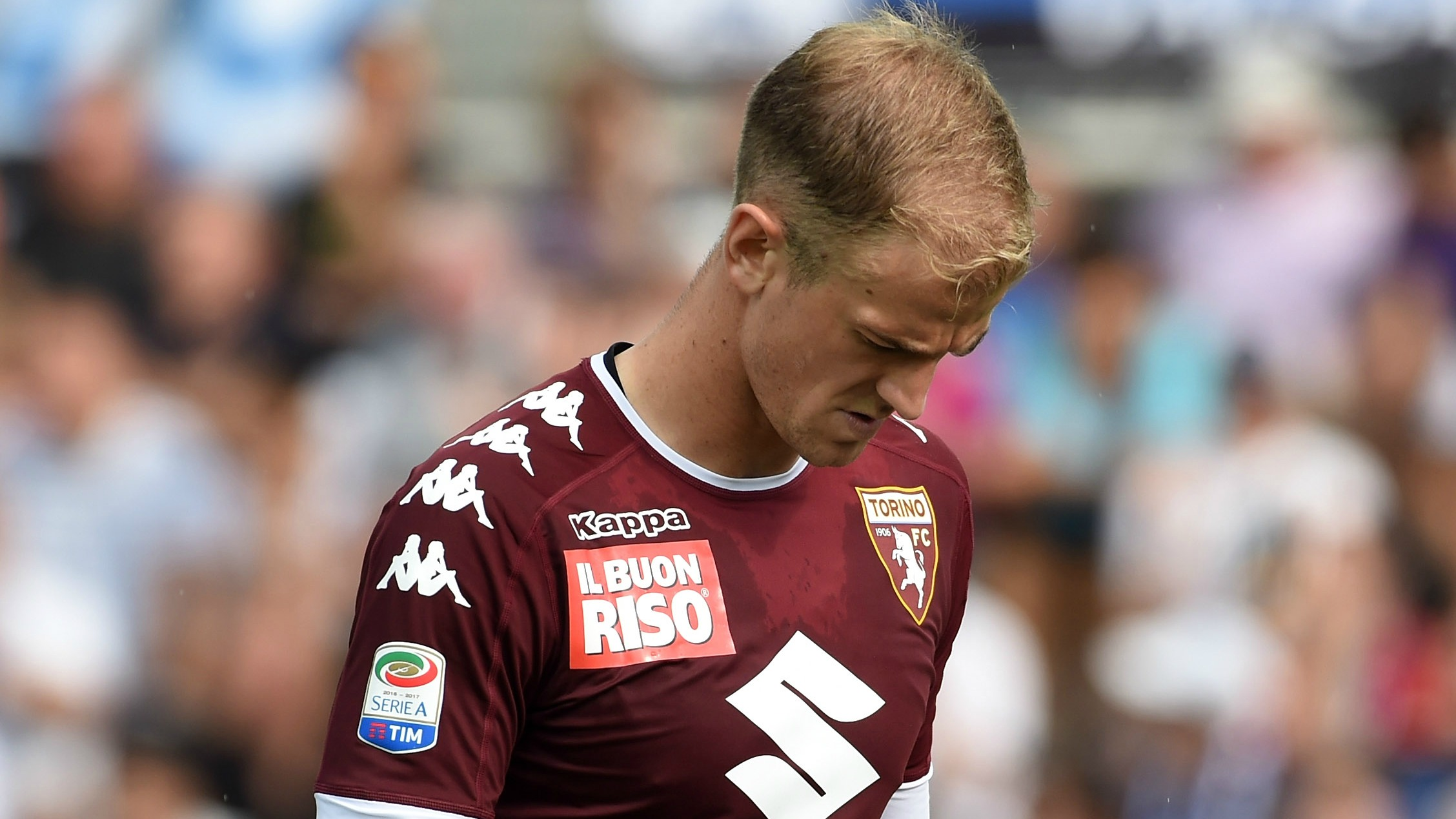 Joe Hart gets off to an awful start in Italy