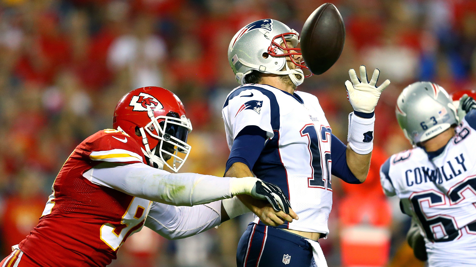 Play it again: Looking back at the last matchup between the Patriots and Chiefs