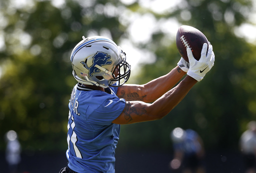 Is Marvin Jones the new WR1 in Detroit?