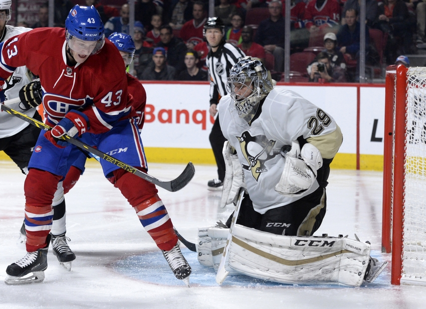 Montreal Canadiens Forward Daniel Carr Hoping to Return