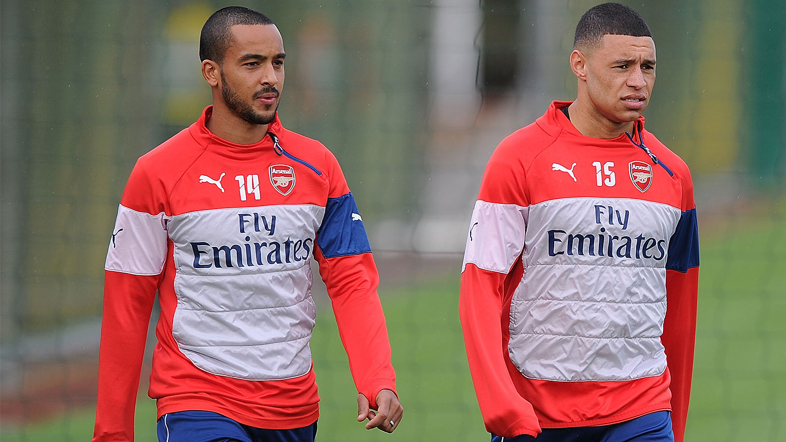 Walcott, Oxlade-Chamberlain to miss Arsenal's next 3 games