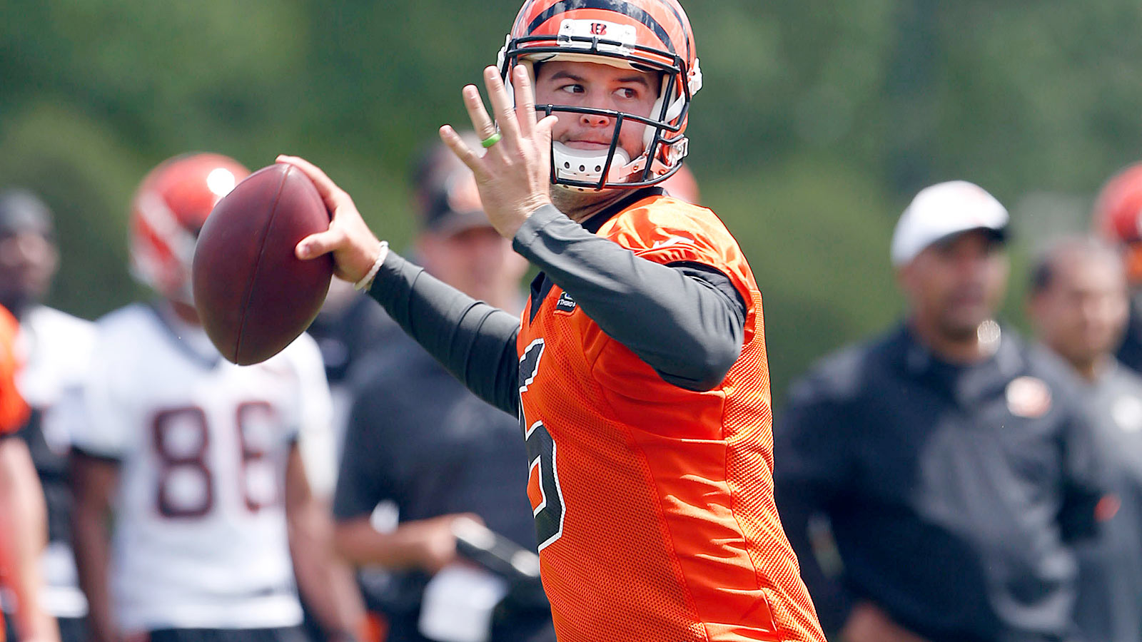 Five Bengals to watch in Monday's game against Tampa Bay