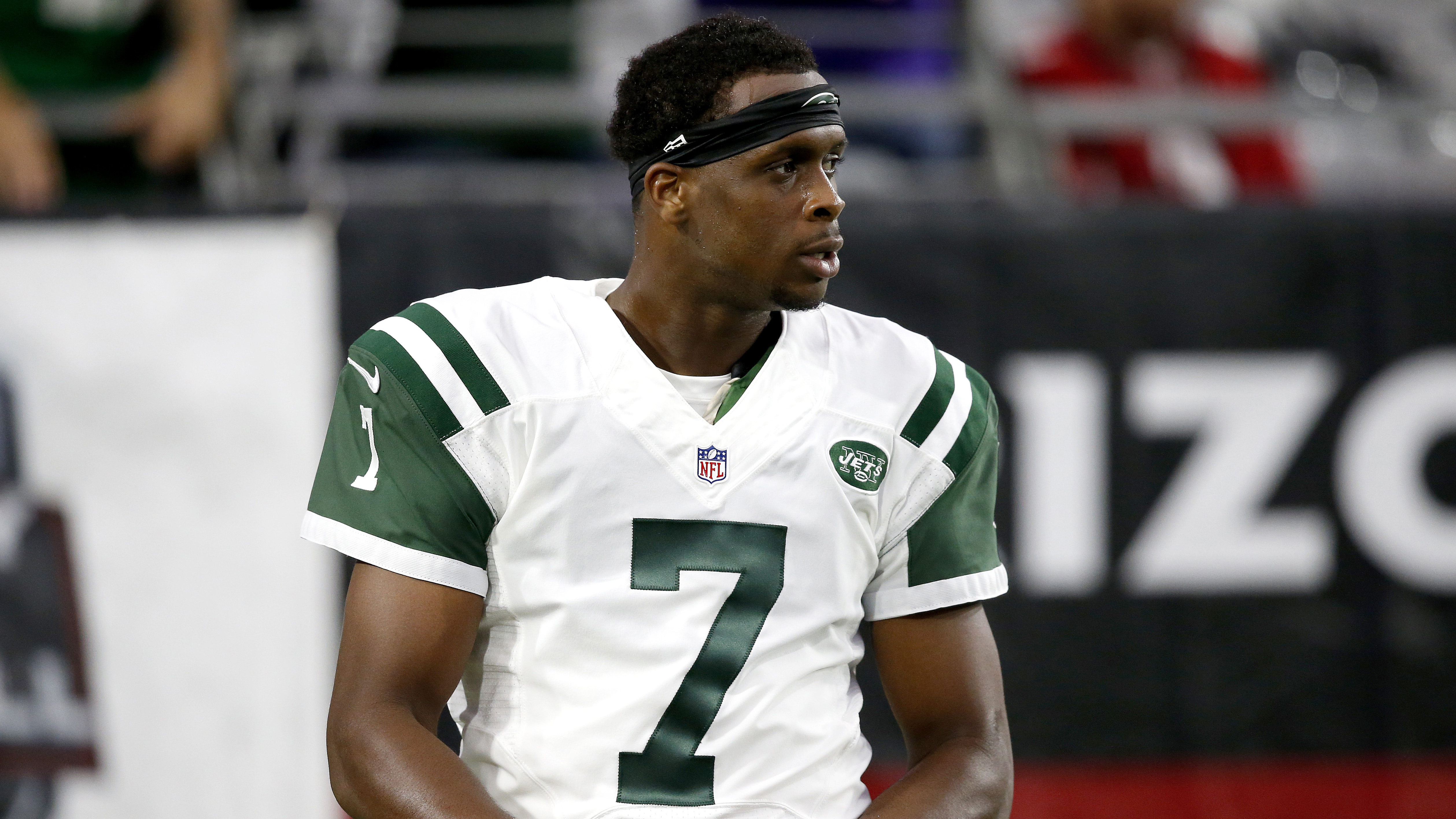 Frustration boils over for backup Geno Smith as Jets offense continues to struggle
