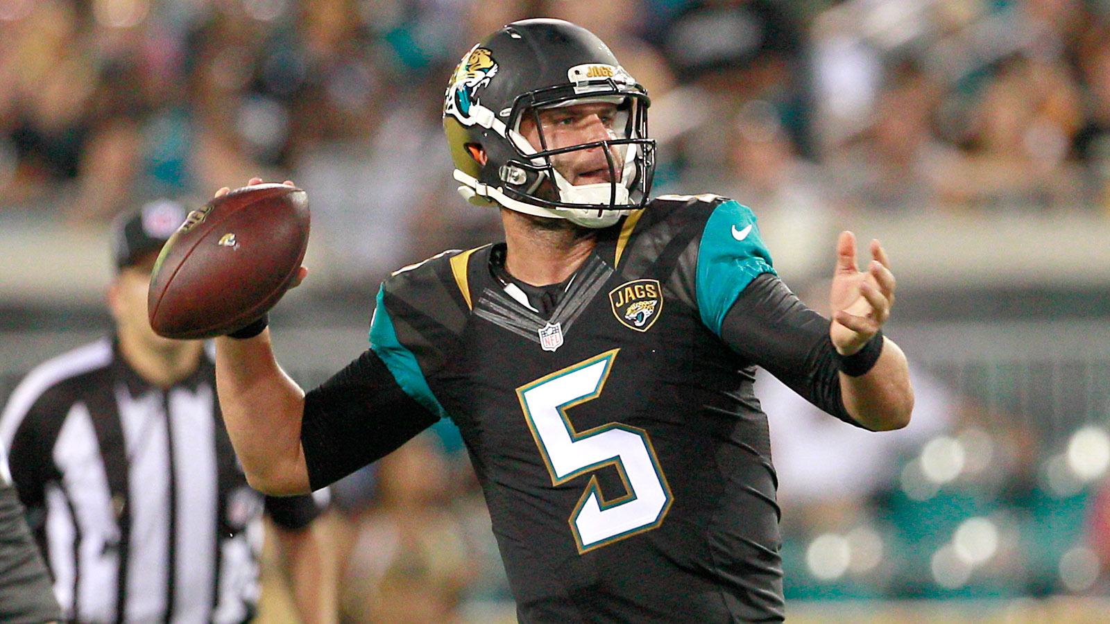 Blake Bortles took his lumps as a rookie, expects to see payoff now
