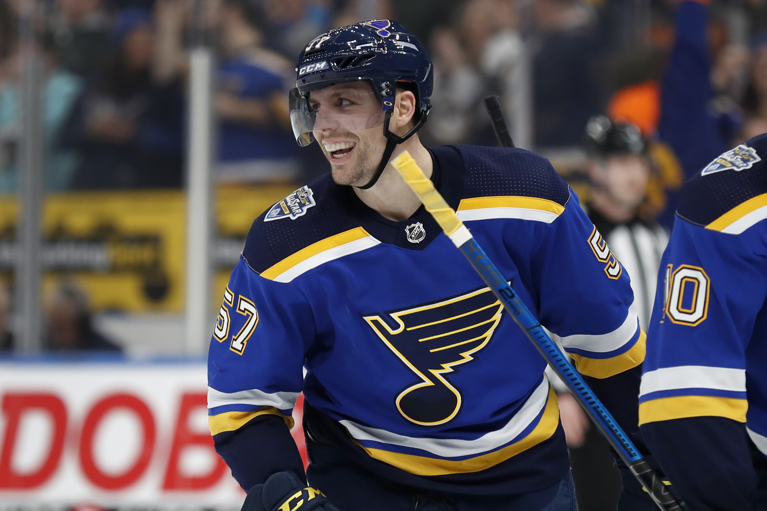 Last Man In: Perron selected to 2020 All-Star Game