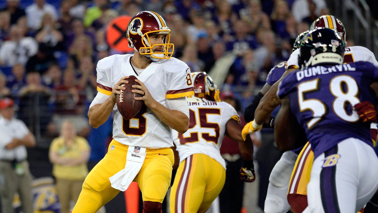 Five things we learned about the Redskins this preseason