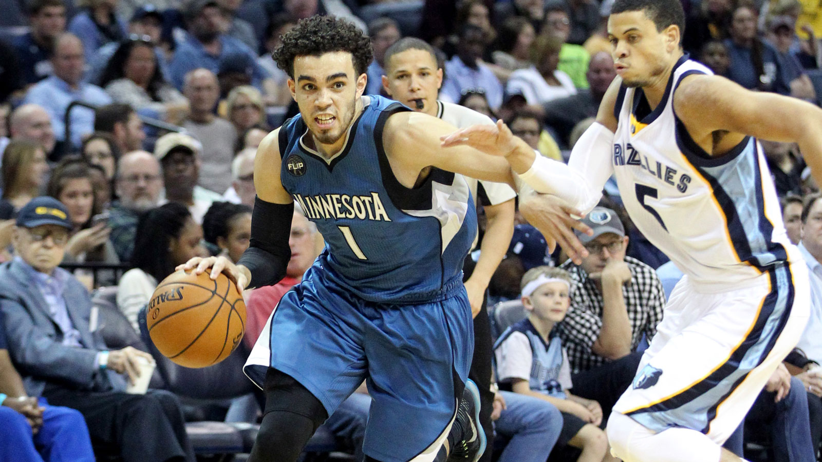 Twi-lights: Wolves at Grizzlies