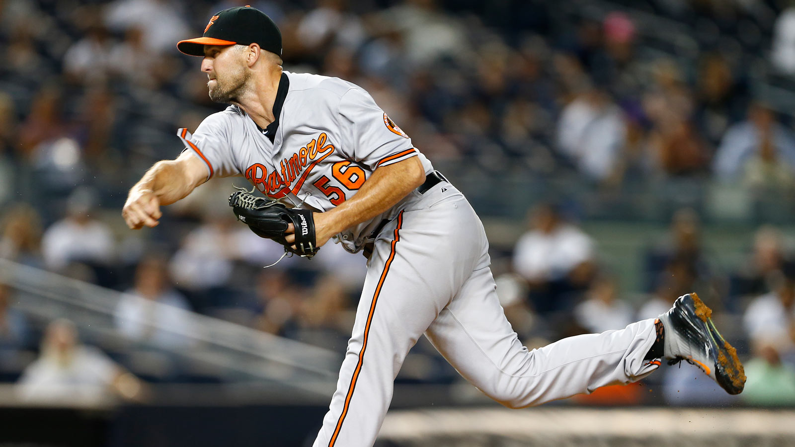 Report: Dodgers 'showing significant interest' in reliever Darren O'Day