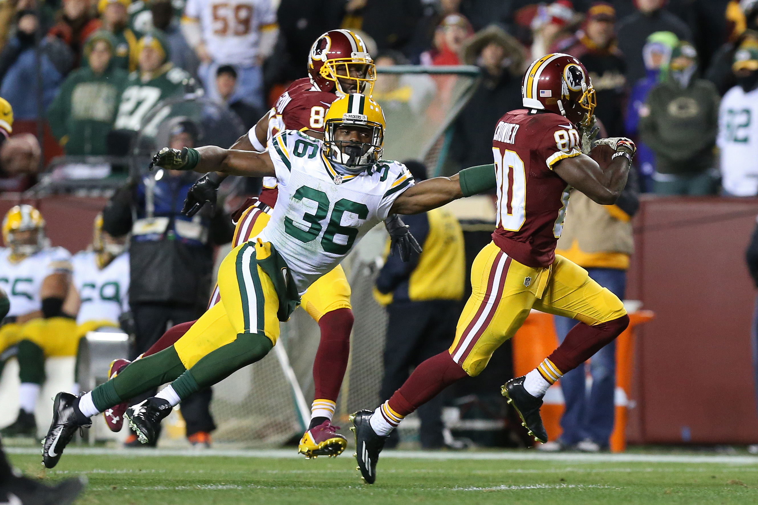 Upon Further Review: Packers vs. Redskins