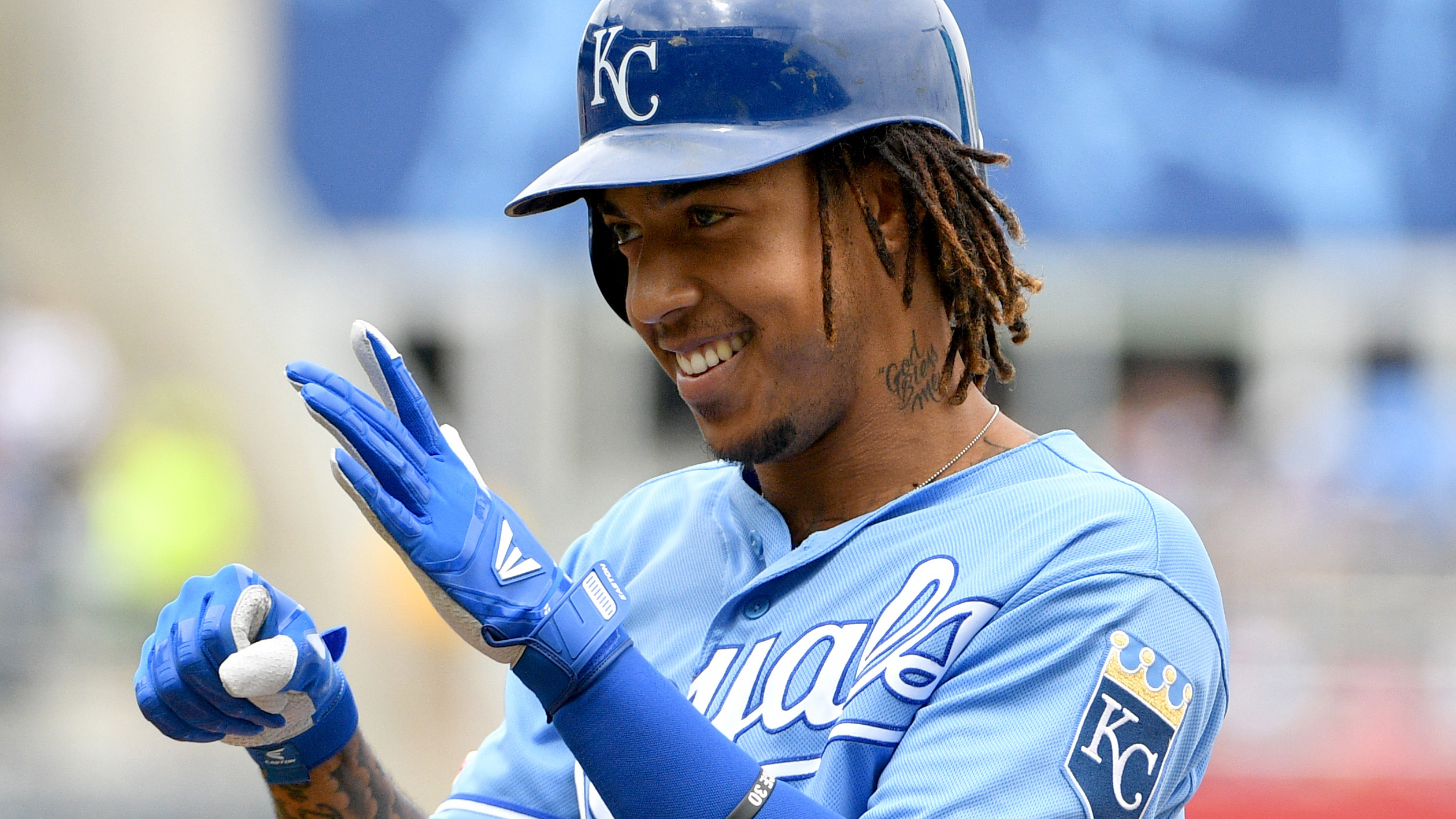 Mondesi's four hits spark Royals in 6-4 comeback win