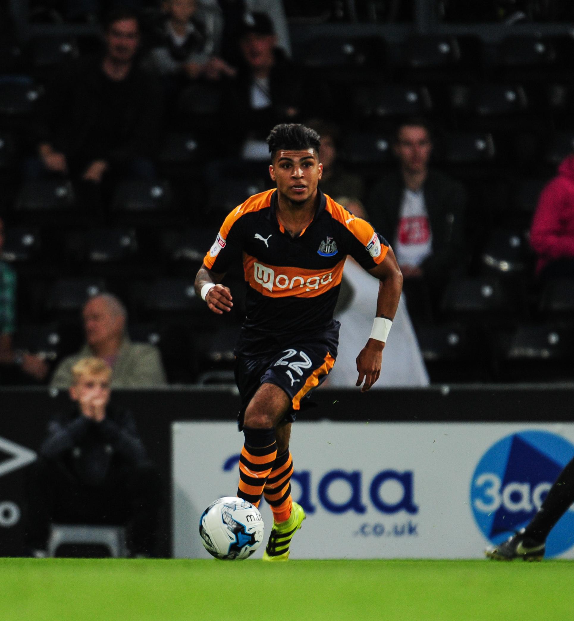 Newcastle United Win: DeAndre Yedlin Scores