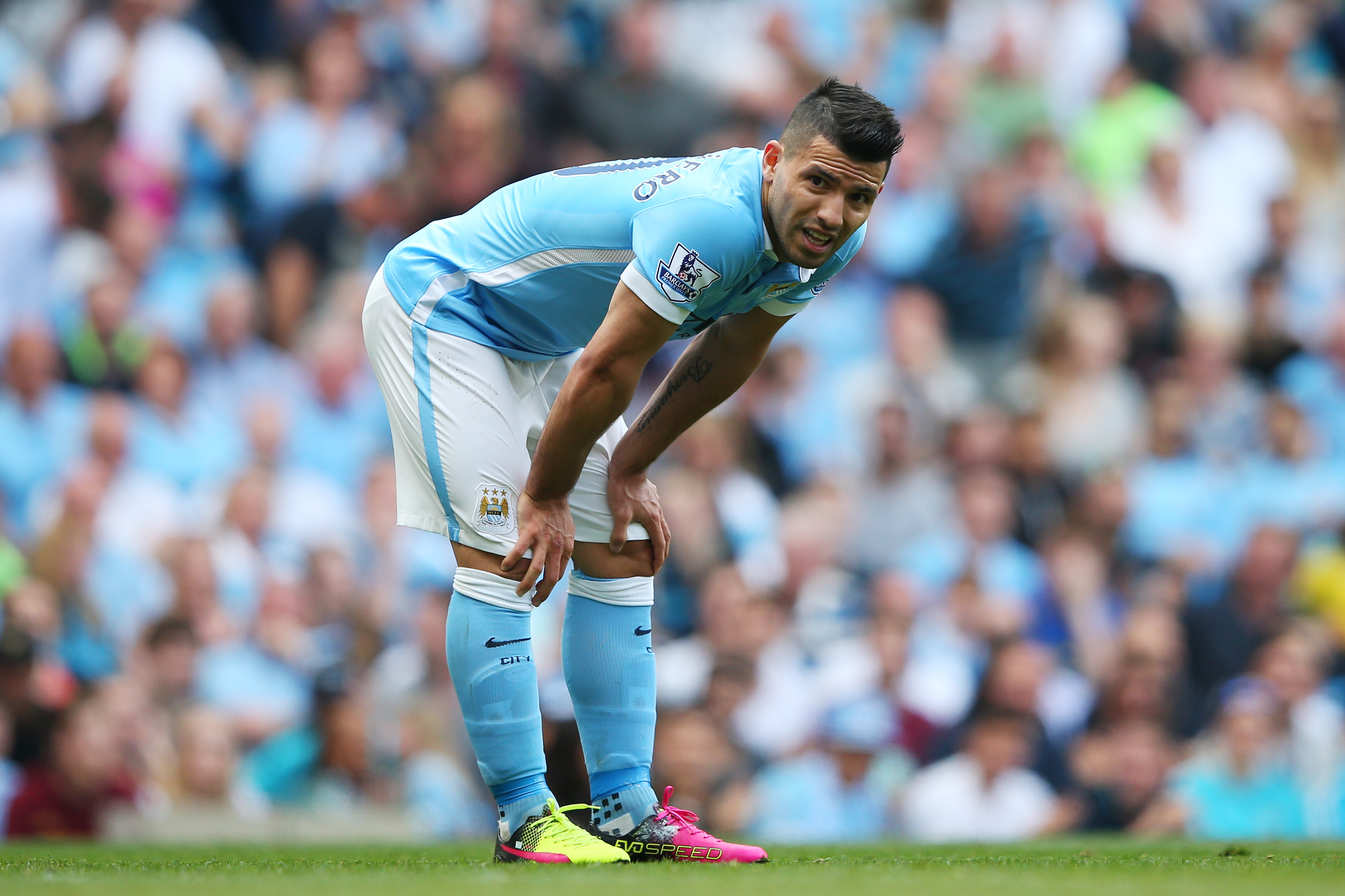 Manchester City: Stupid decision sees Sergio Aguero handed three-game ban