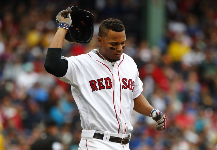 Boston Red Sox: Is Xander Bogaerts in the lineup tonight?