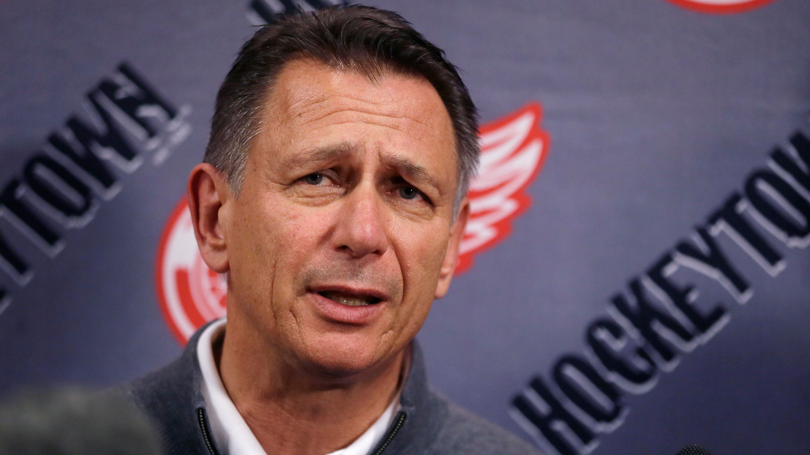 Wings swing for fences in annual NHL Entry Draft, hope for franchise player