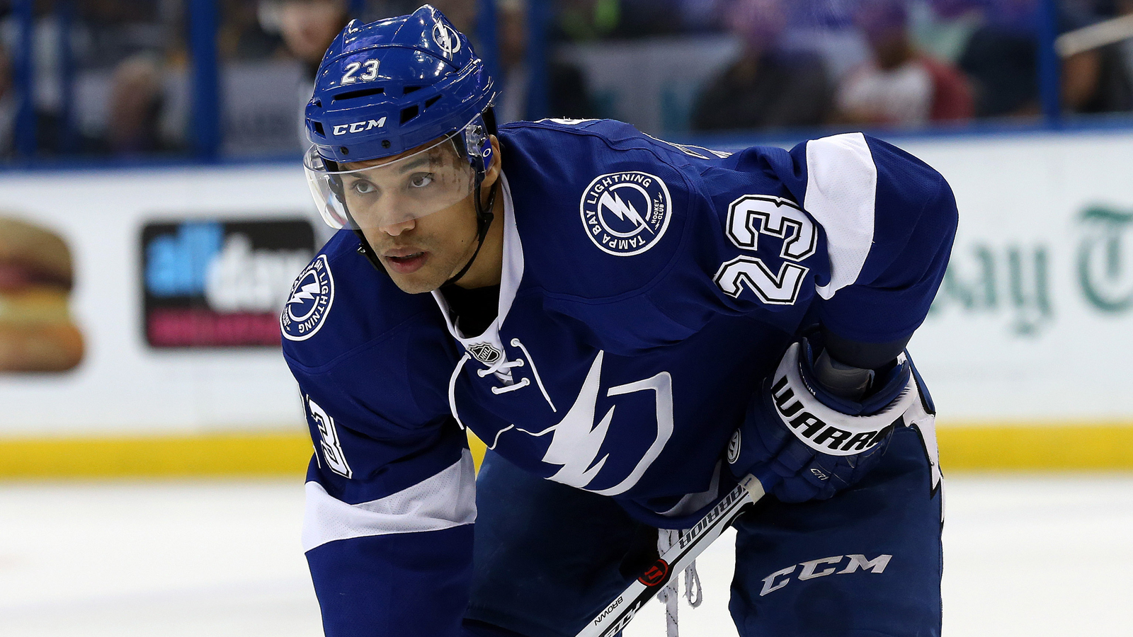 Lightning sign J.T. Brown, Cedric Paquette to 2-year contracts