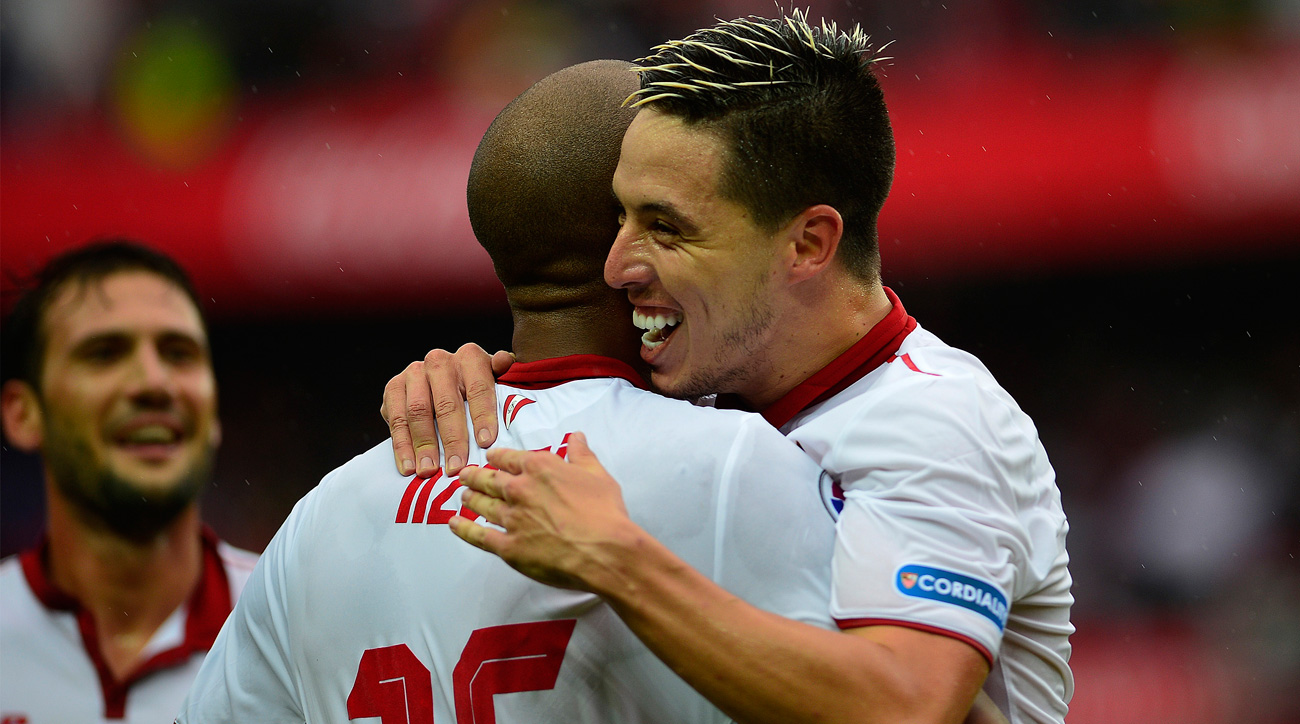 Sampaoli revives Sevilla's La Liga title chances, Samir Nasri's career