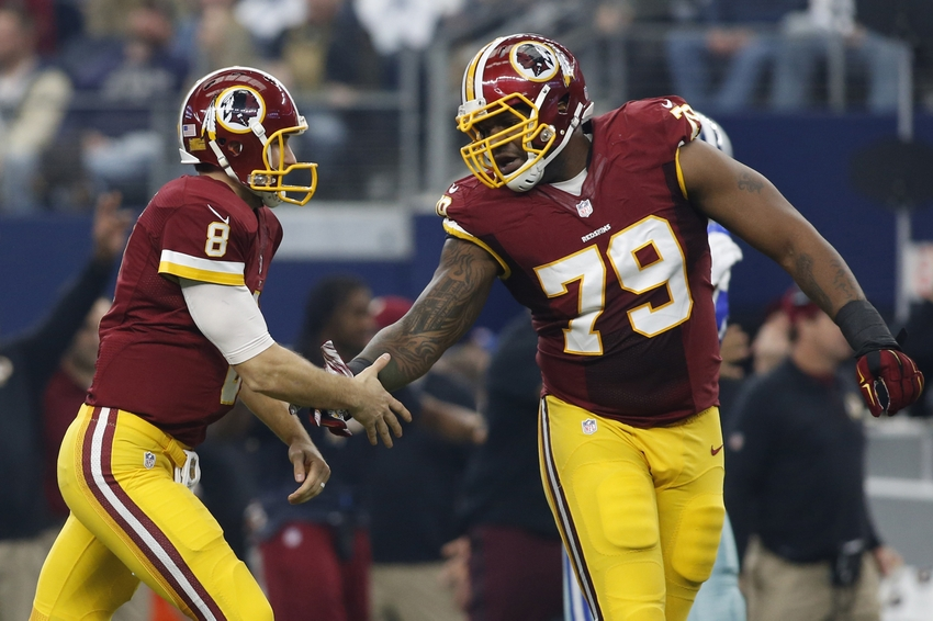 Ty Nsekhe Proves He Can Be The Answer At Left Tackle