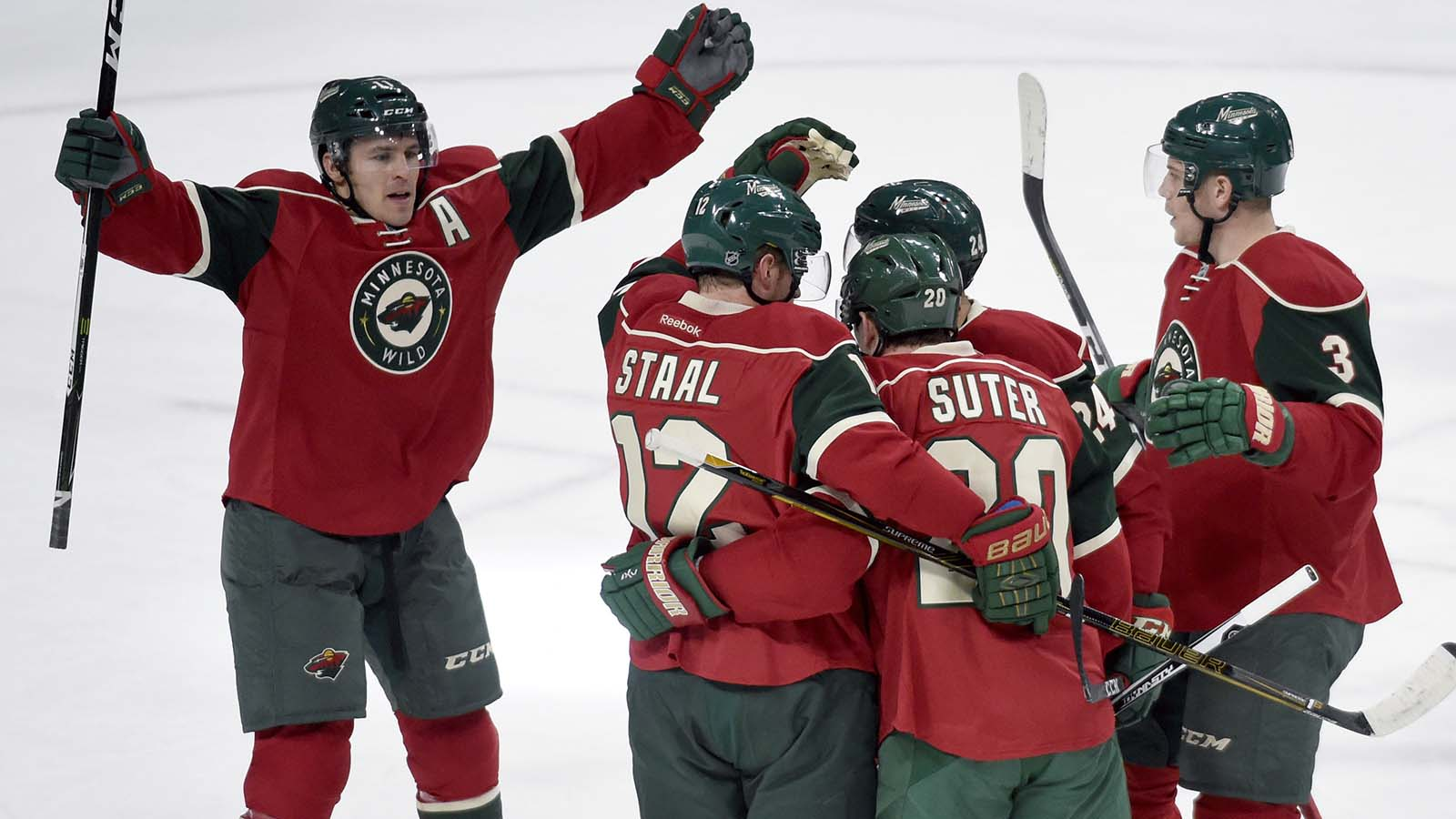 Wild prepping for 'reset' with winning streak over