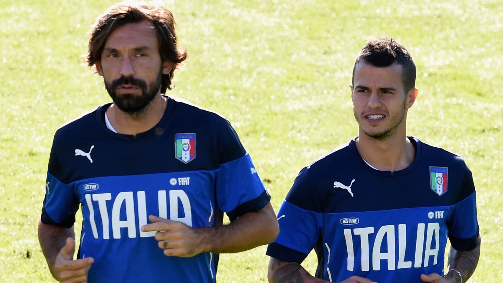 MLS pair Pirlo, Giovinco left out of Italy's Euro 2016 squad