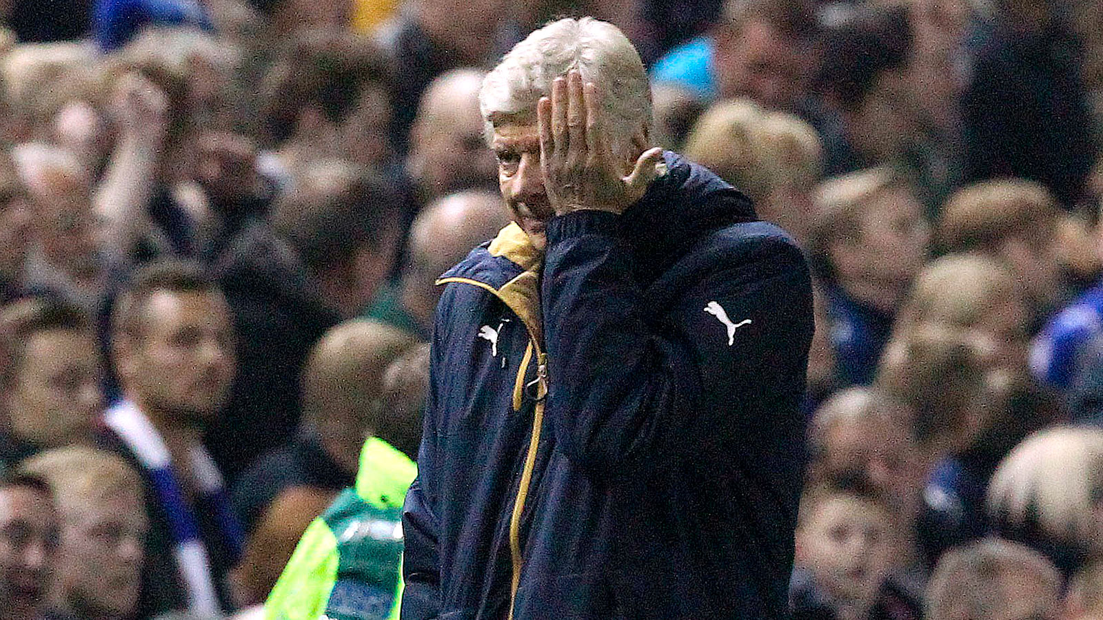 Arsene Wenger laments team selection after League Cup ouster
