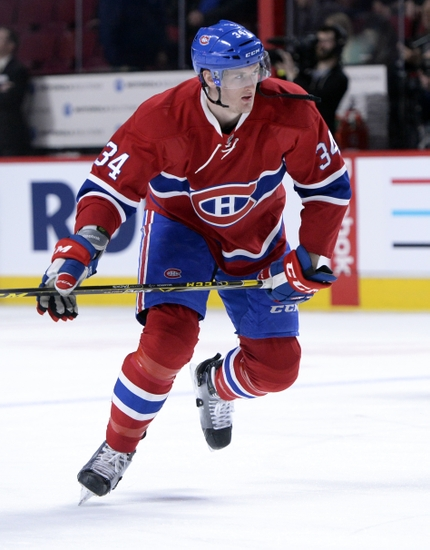 Montreal Canadiens Call Up Michael McCarron and Mark Barberio