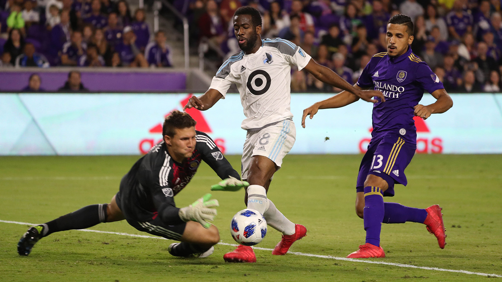 Orlando City can't hold off Ethan Finlay in loss to Minnesota United