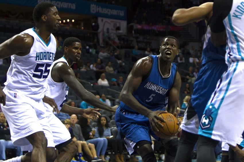 Louisville Basketball: Dieng quiet in Timberwolves' loss to Hornets