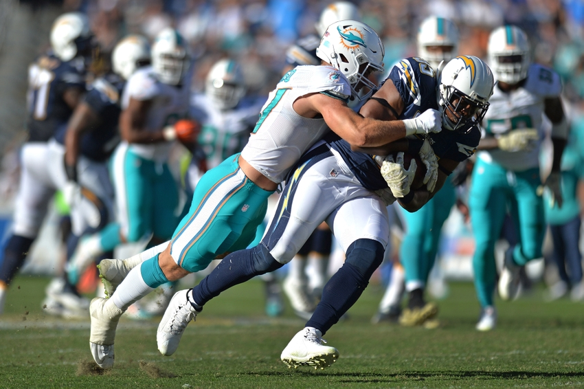 Kiko Alonso Wins Game for Dolphins With Pick-Six (Video)