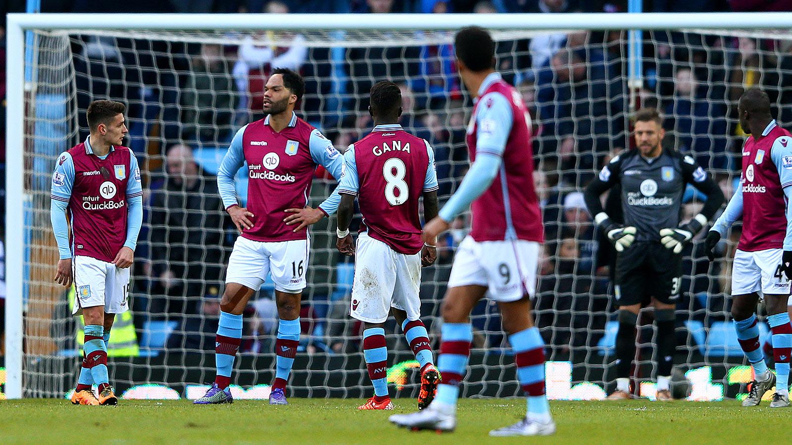 Aston Villa lose 3-0 ... to their Under-21 side