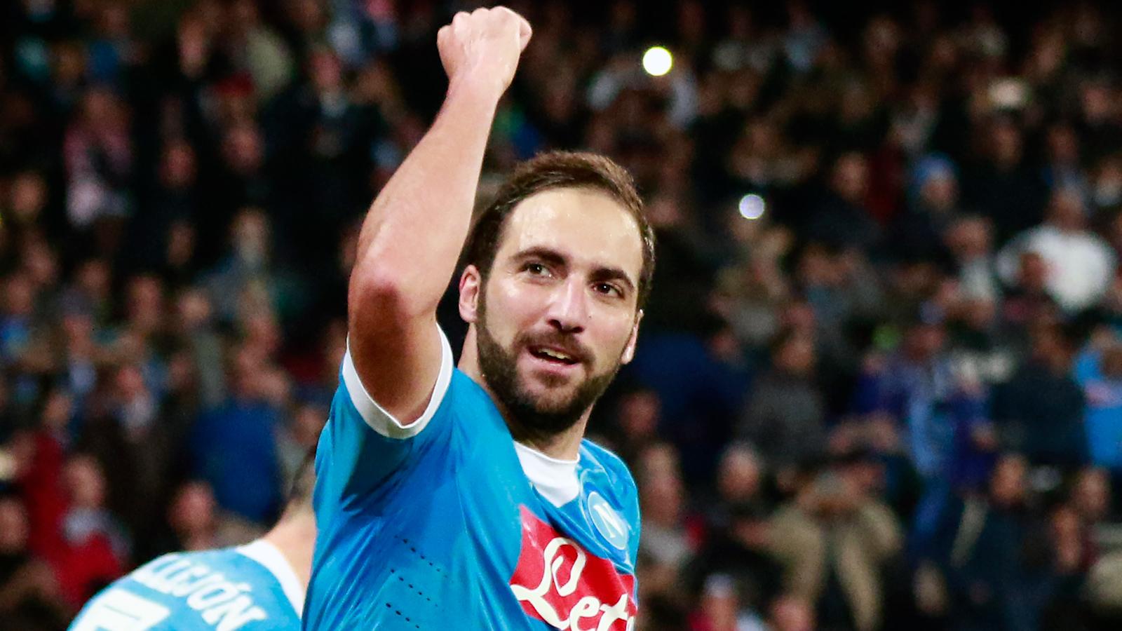 Serie A: Napoli gets boost with win over Inter, Fiorentina draws Sassuolo