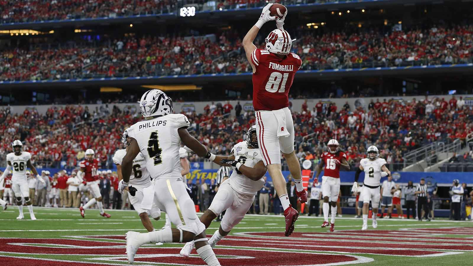 Upon Further Review: Wisconsin vs. Western Michigan