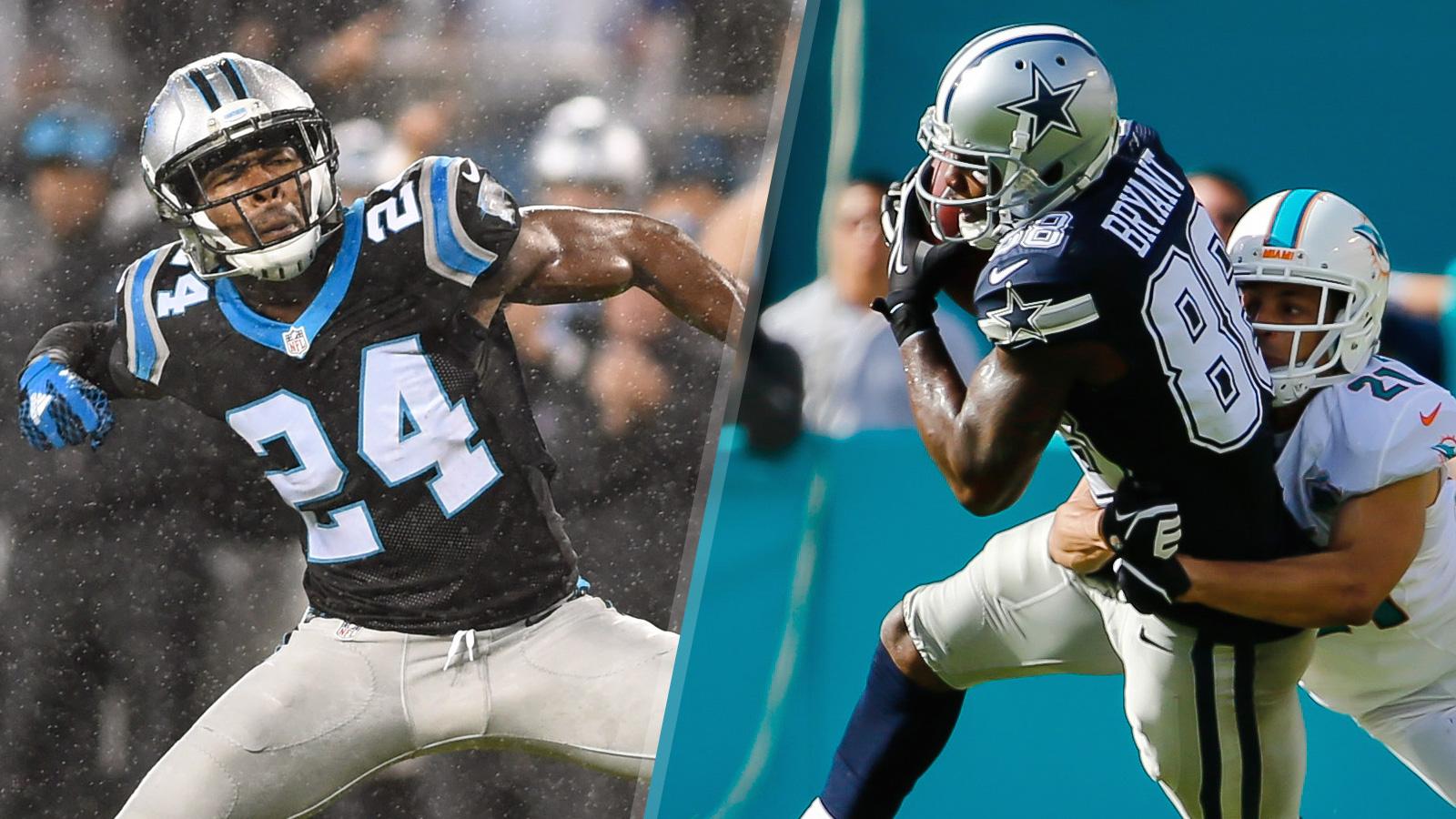 Six Points: Panthers vs. Cowboys