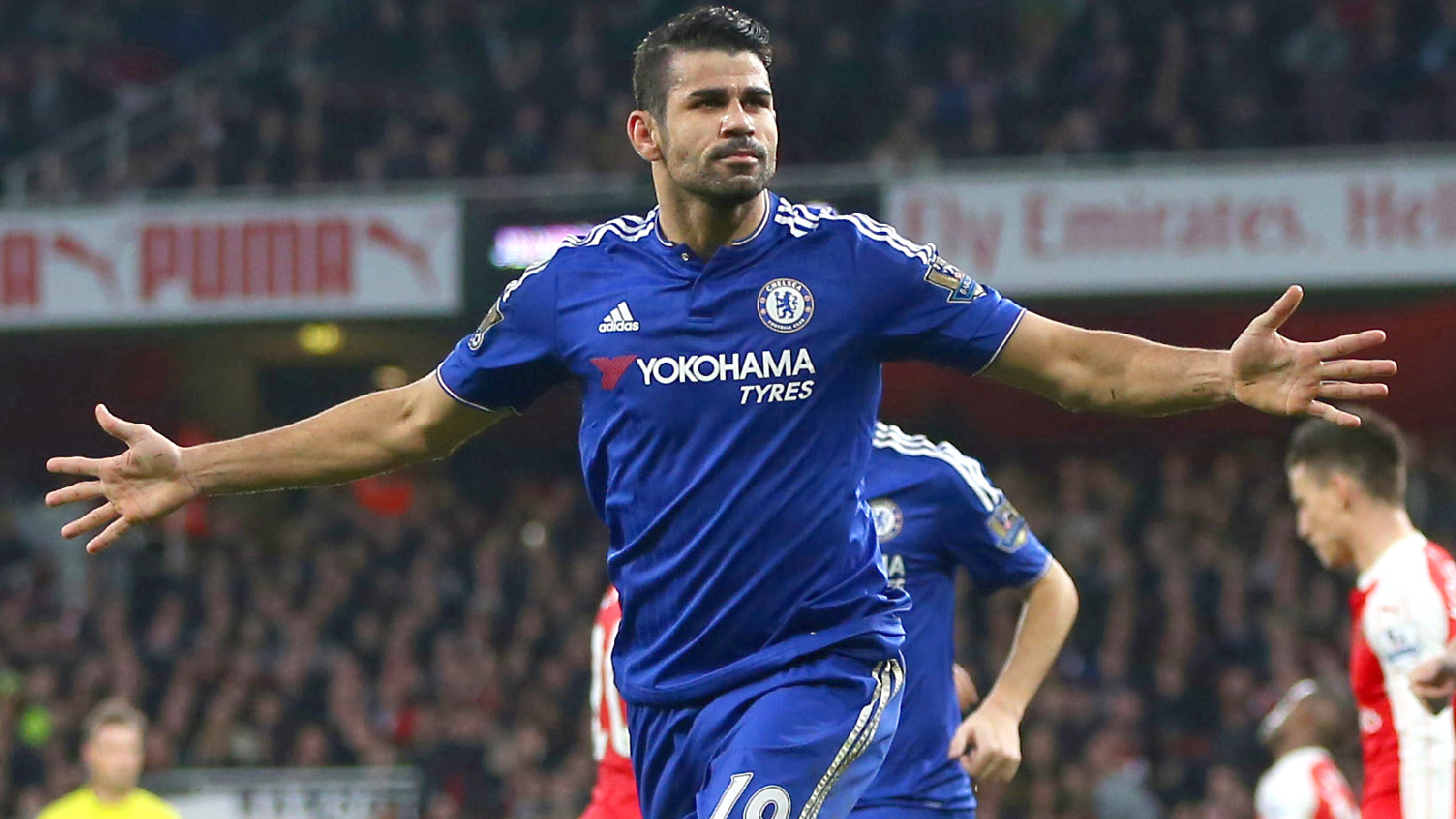 Chelsea reject late offer from Atletico Madrid for striker Costa