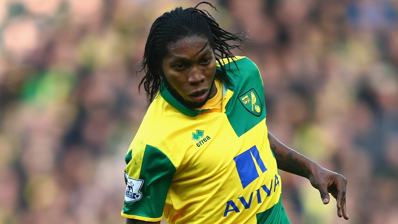 EPL striker Mbokani unhurt after being caught up in Brussels attacks
