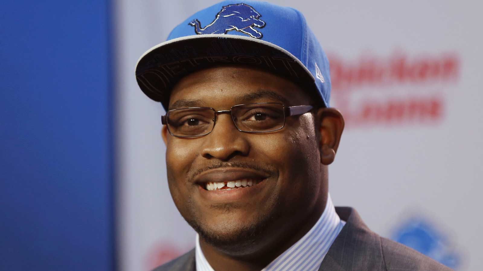 Laken Tomlinson focuses on positives after rough first outing