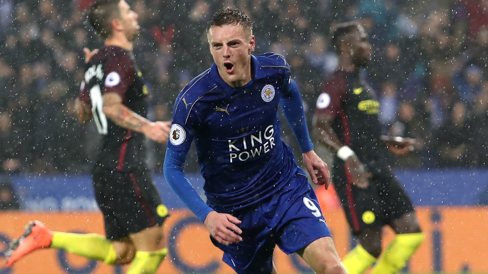 Jamie Vardy got back on track with hat trick vs. Man City, and Leicester City might too