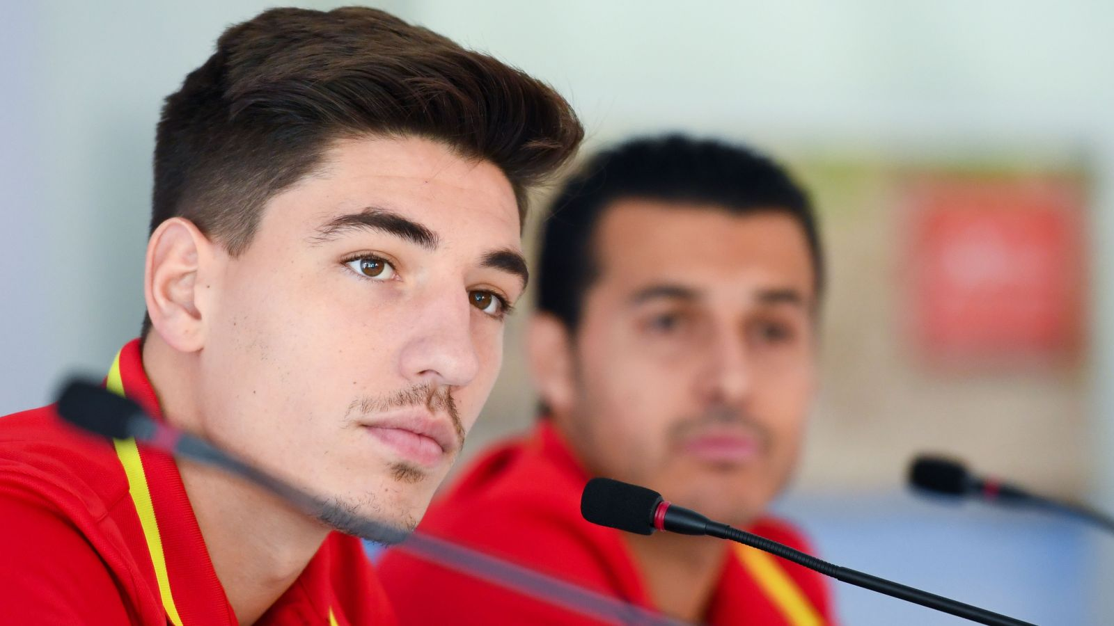 Arsenal defender Bellerin included in Spain's Euro 2016 squad