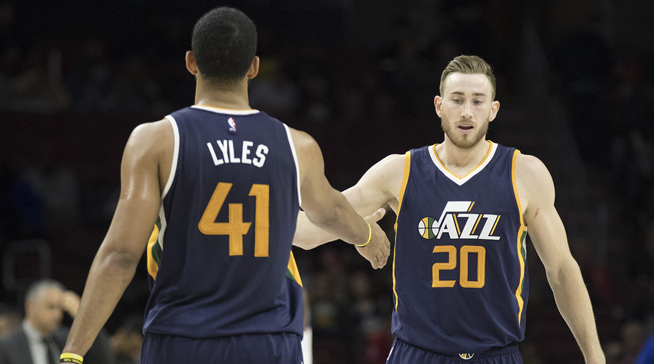 The makeshift Jazz are fighting to survive the storm