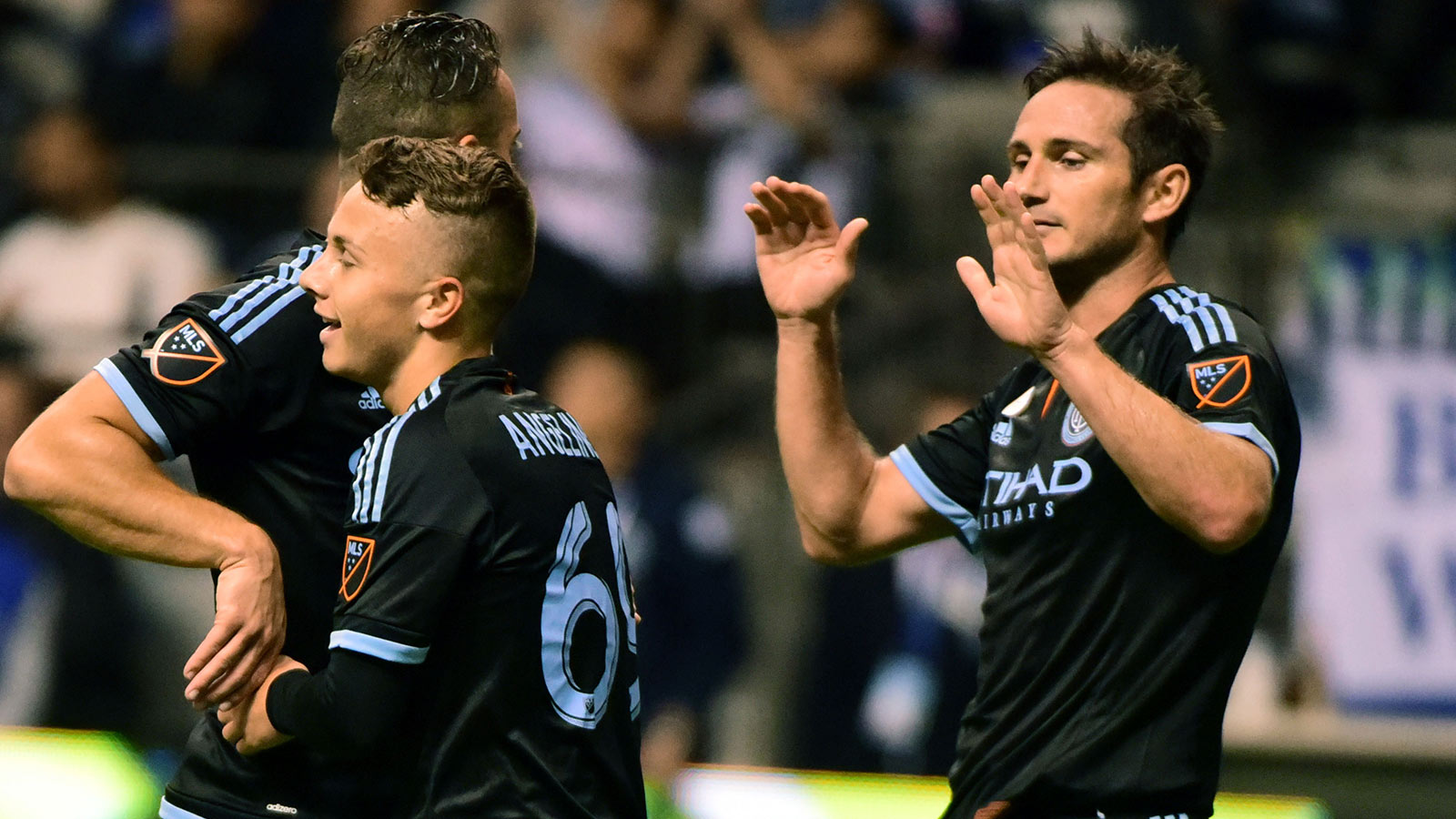 MLS Five Points: NYCFC keeps hope alive in Vancouver